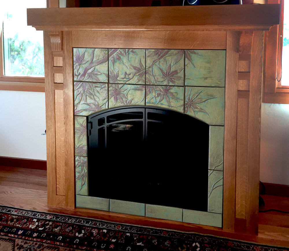 Maple Tree Fireplace