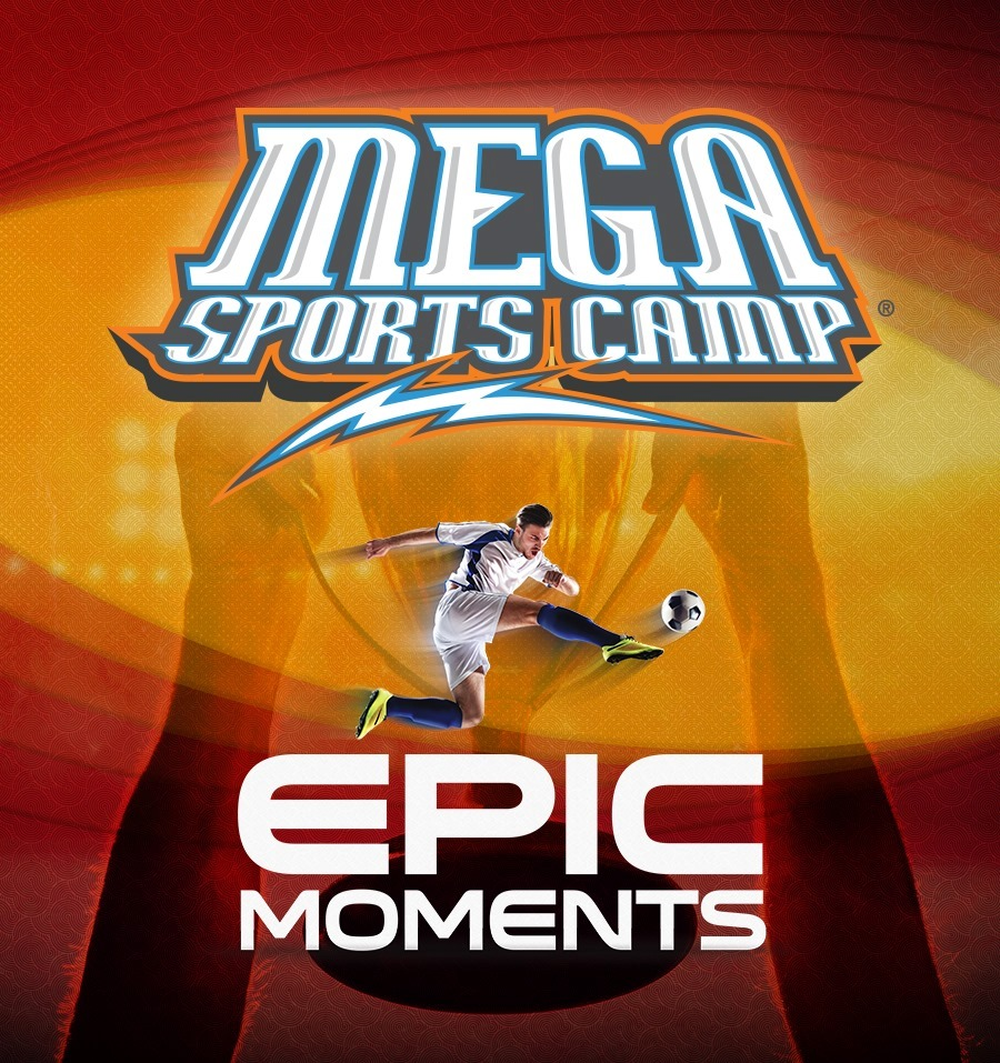 Ages: 4-5th Grade                      Times: 5pm-Family Supper (Free to all)                                    6pm-VBS/Sports Camp till 8:15pm  - At MEGA Sports & Drama Camp Epic Moments, kids can choose between Sports Basics (ages 4-Kindergarten), Soccer, Basketball, Cheer, REFIT® fitness dance, and even Drama! It doesn't matter if they have any experience or just started yesterday, MEGA Sports & Drama Camp helps kids improve their skills.The Sports sessions offer all sorts of drills and practice games that will get kids focused on the fundamentals that make athletes great. REFIT® is a life-changing group fitness experience that rocks your body, heart, and soul with powerful moves and positive music, to inspire you from the inside out.The Drama sessions will offer all sorts of improvisational and acting/theater games and activities that will get kids focused on the amazing fundamentals of the art of drama. Plus, MEGA Sports and Drama Camp creates a positive and encouraging environment that pumps up their confidence and self-esteem.Between Sessions, our coaches lead in songs and help kids experience inspiring sports and Bible stories to help character-building themes take hold in kids' hearts. And most importantly, kids will discover God's great love for them. Join us at 5 pm for a family meal! For complete information call 618-942-7369.