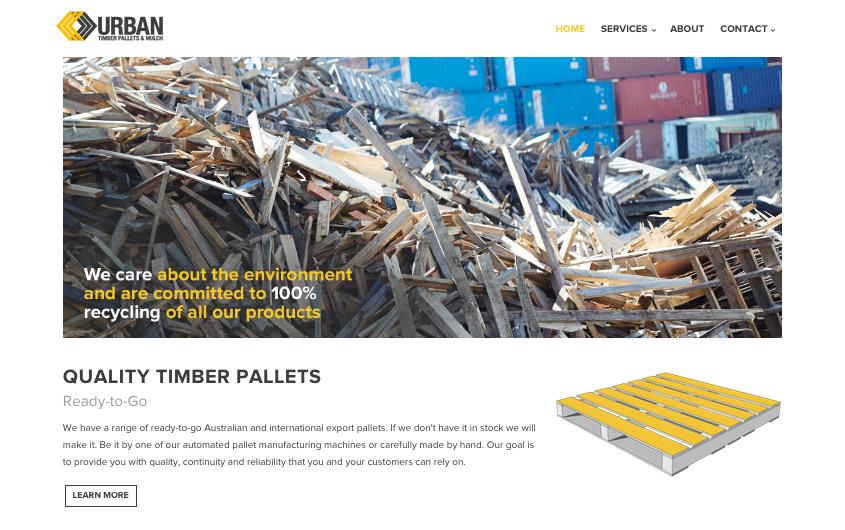 Website copy | Urban Operations