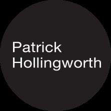 Website and brochure copy | Patrick Hollingworth