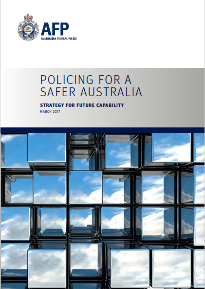Australian Federal Police | technology report