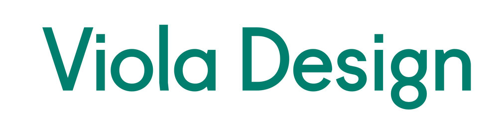 Viola Design | website copy