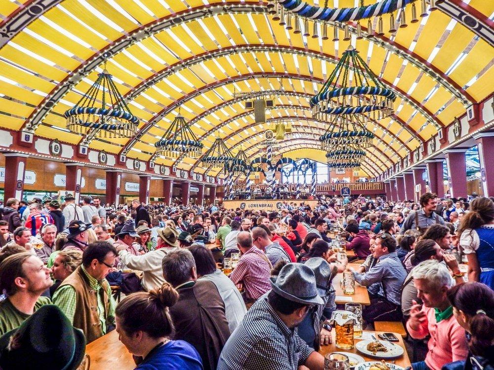 2017 Beer Tents & Oktoberfest Beer Tents u2014 Oktoberfest Insider Tours