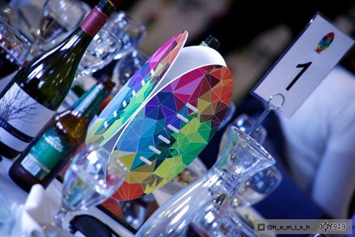 Price Cup Lunch 2015 Centrepieces