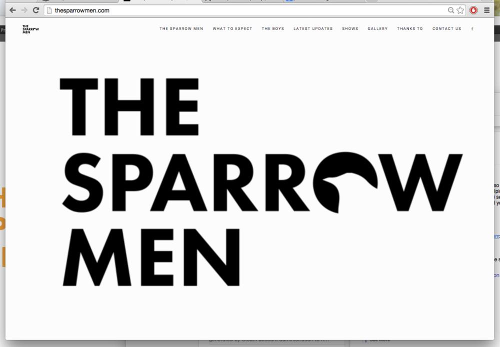 http://thesparrowmen.com/
