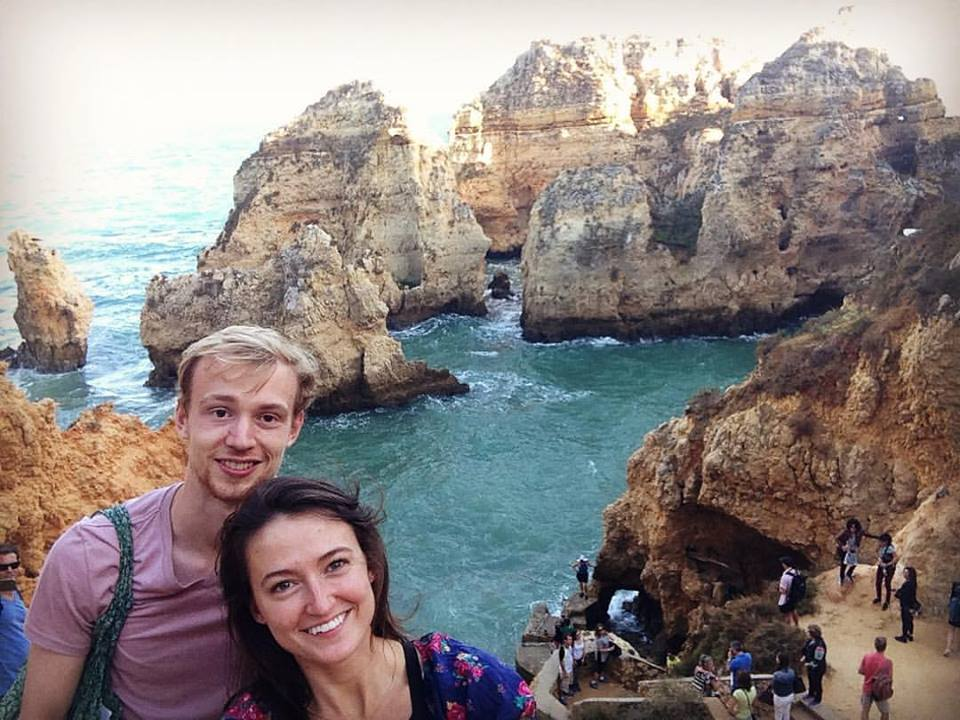 Ponte de Piedade with Sam