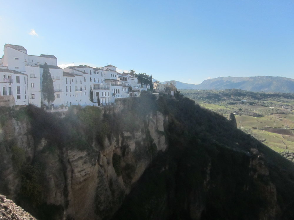 Cliffs of Ronda