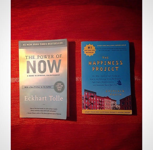 Two important books that I read in 2015 that continue to be relevant and inspiring to me in my life to this day.