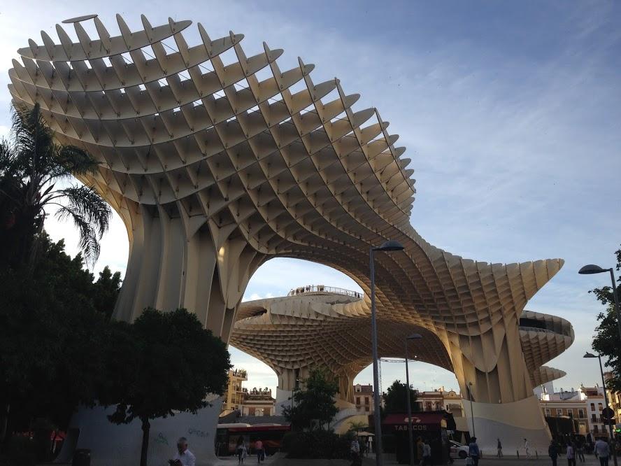 Las Setas in Sevilla