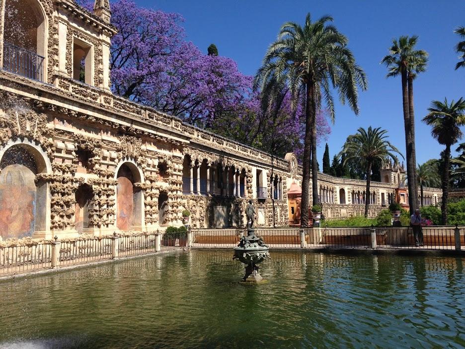The Alcázar of Sevilla
