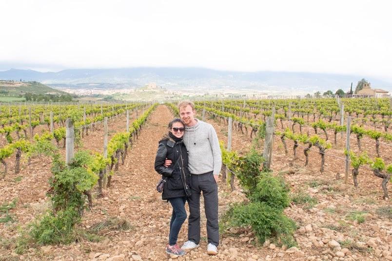 Briones, La Rioja- Vivanco Winery