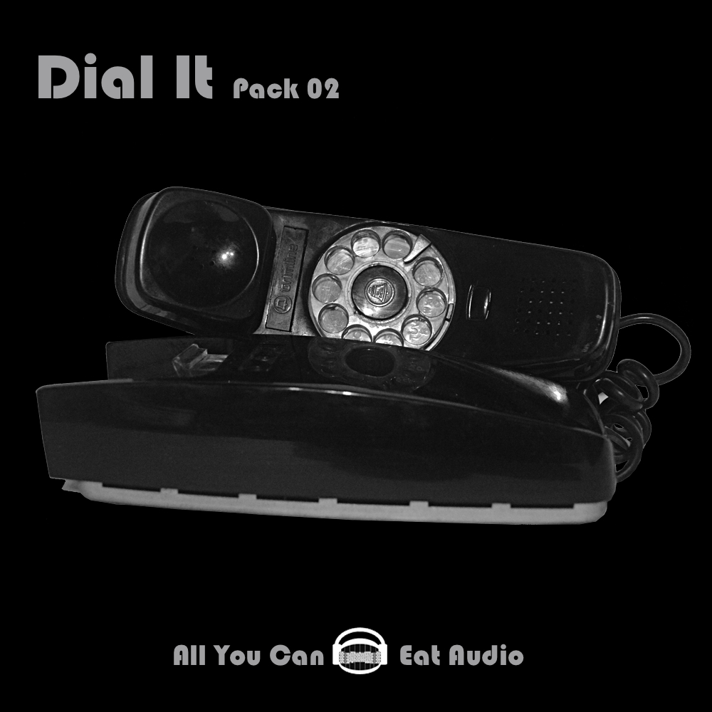 DIAL IT_Pack 02 Cover Art designed in collaboration with: Elana Zussman