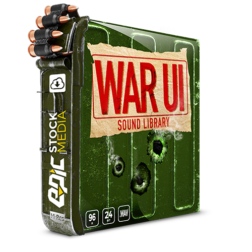 War UI May 2018   Provided: Source/Raw Sonds