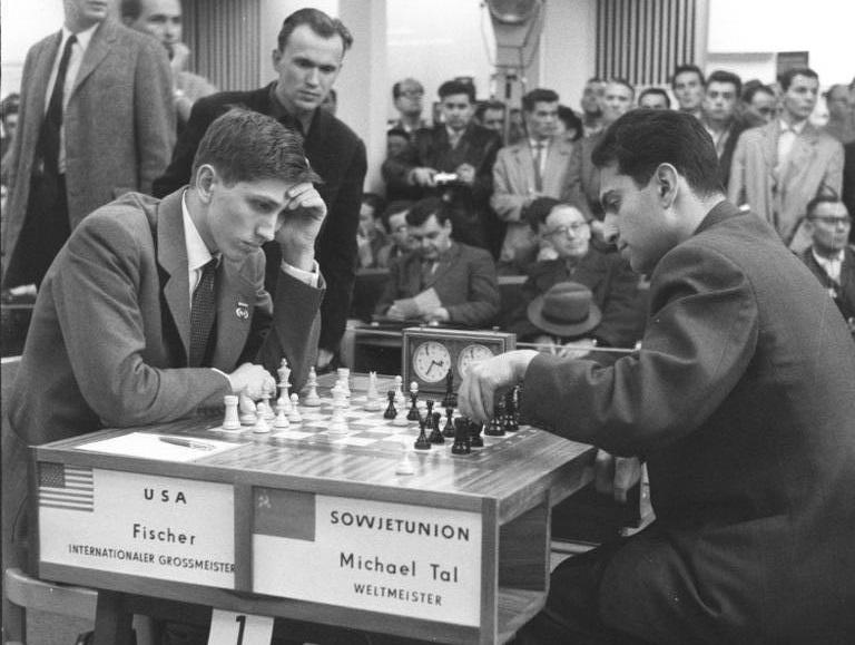 ( Bobby Fischer  | Ulrich Kohls)