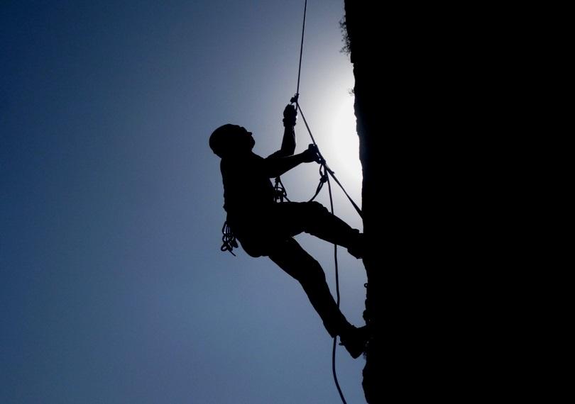 (Rock Climber | Sonia Sevilla)