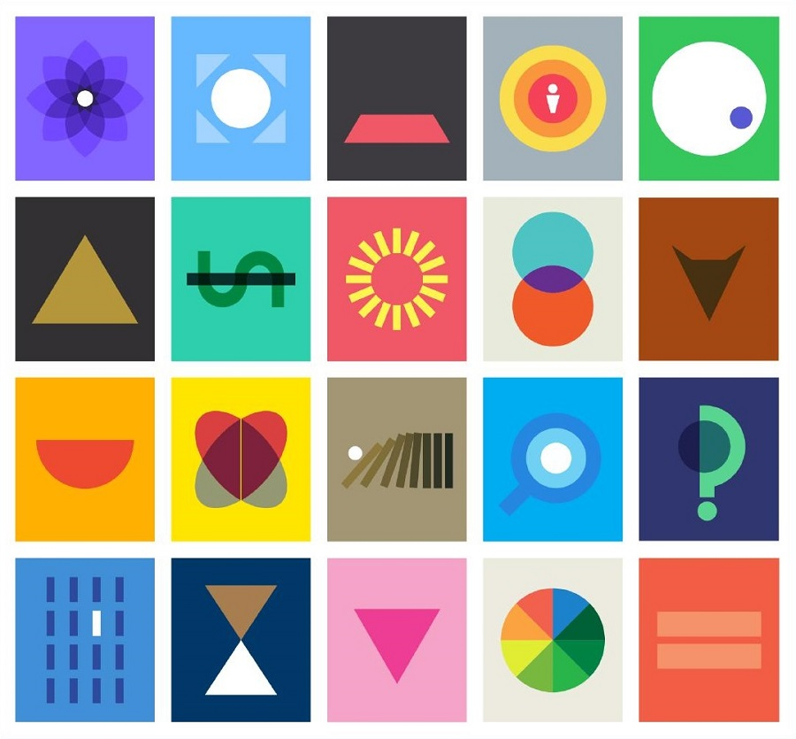 Big ideas in simple shapes