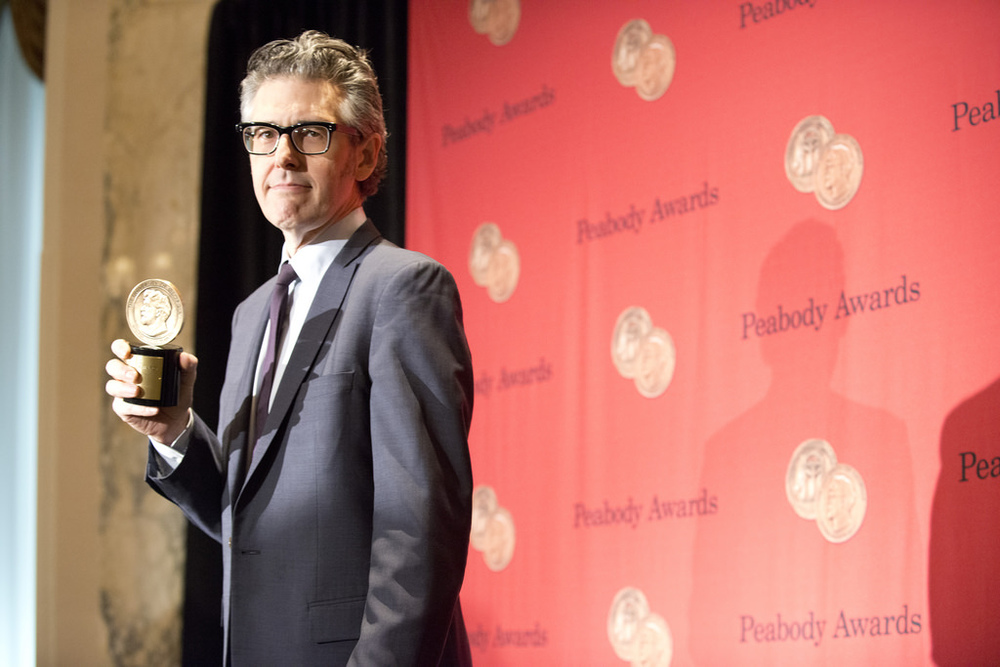 (Ira Glass at the 73rd Annual Peabody Awards | Peabody Awards)