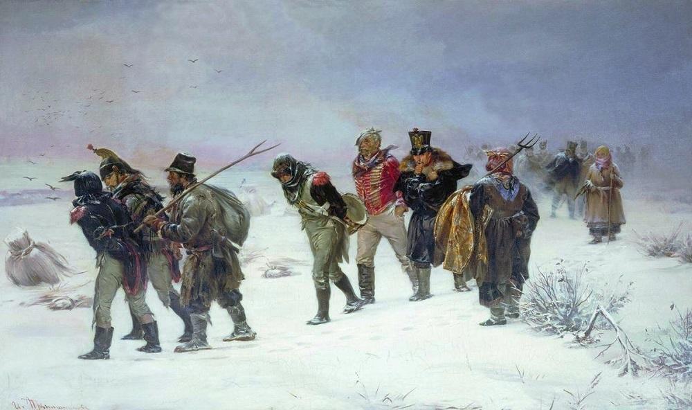 (In 1812 | Illarion Pryanishnikov)