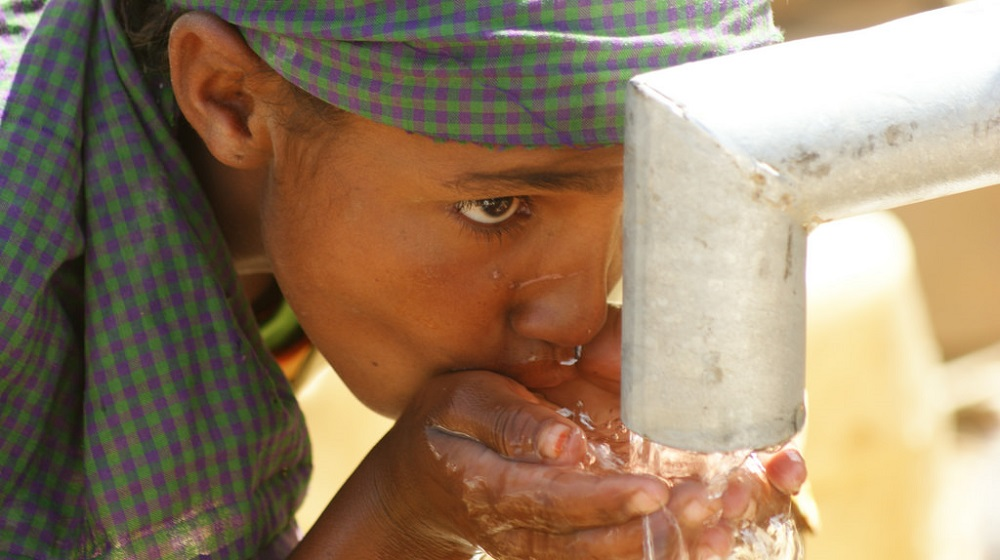 (Faces Helped By Charity: Water | Sacca)