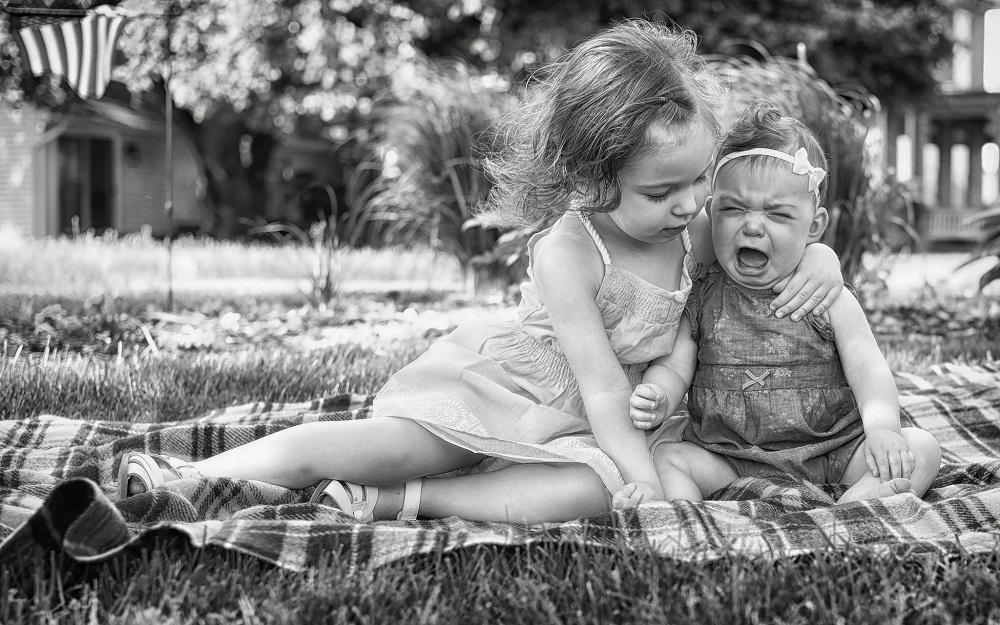 """(""""Crying Babies""""   Ted Van Pelt)"""