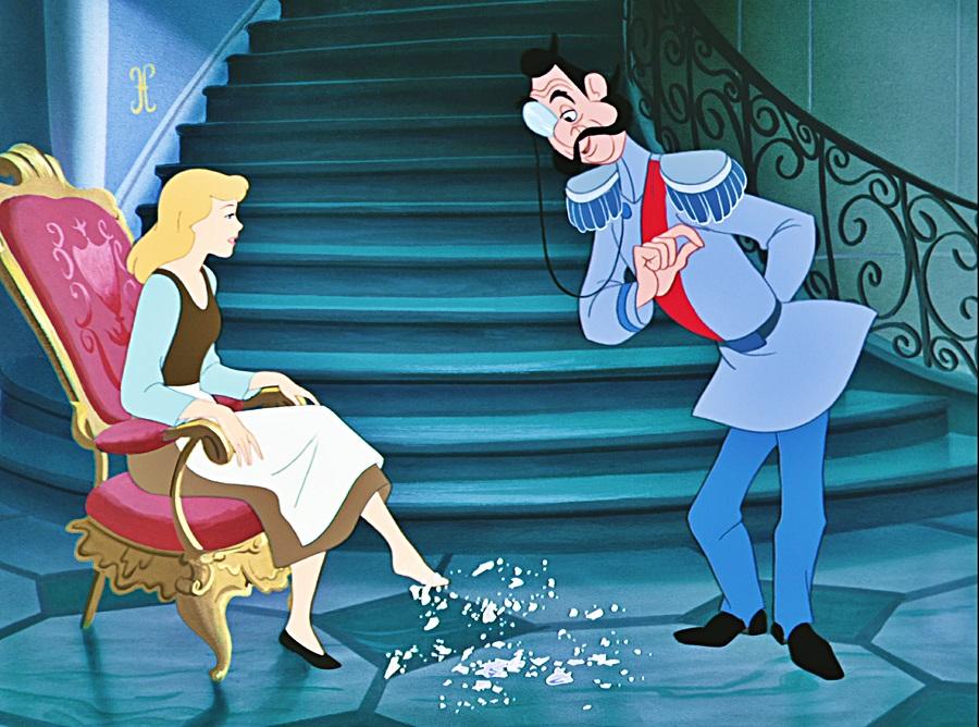 (Disney's Cinderella)
