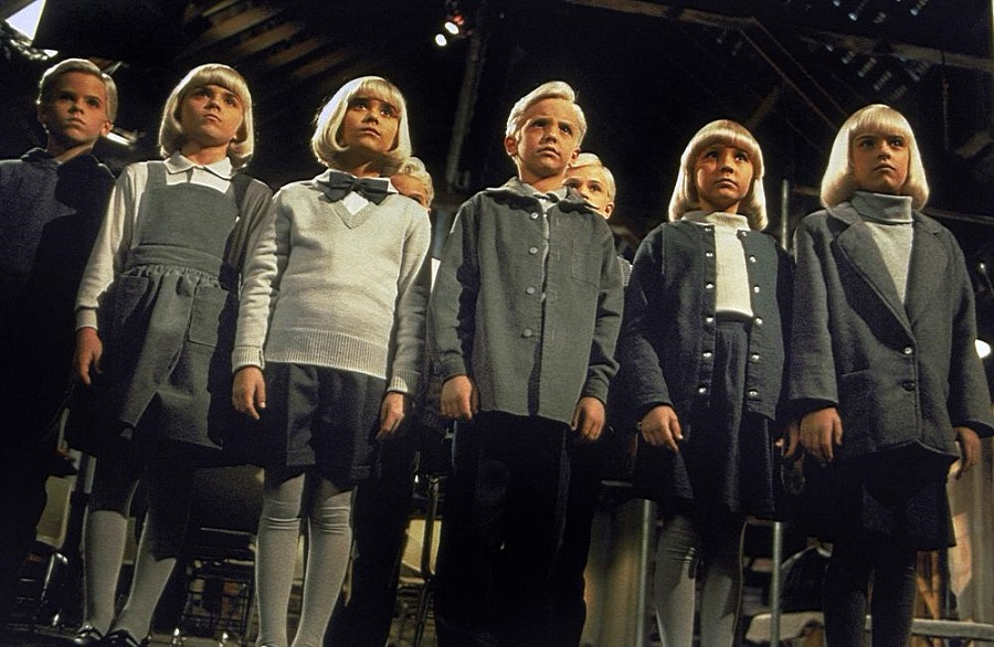 (John Carpenter's  Village of the Damned )