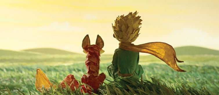 ( The Little Prince    Netflix)