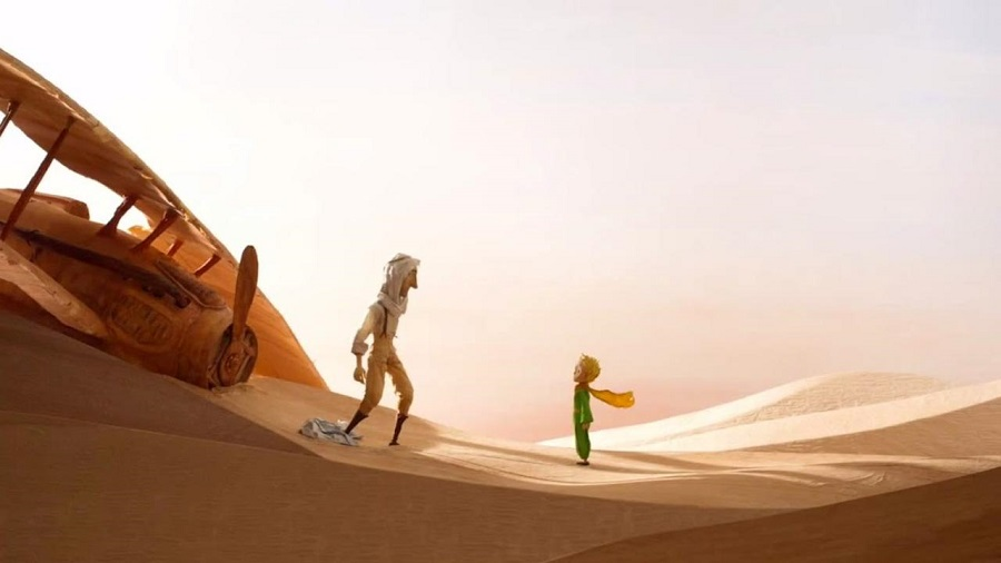 (The Little Prince | Netflix)
