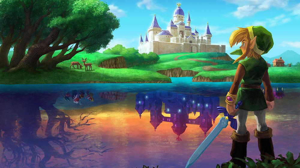 (Legend of Zelda | Nintendo)