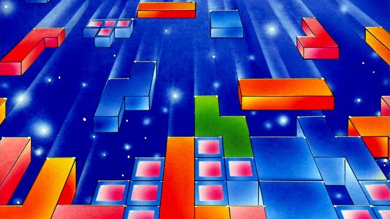 (Tetris)