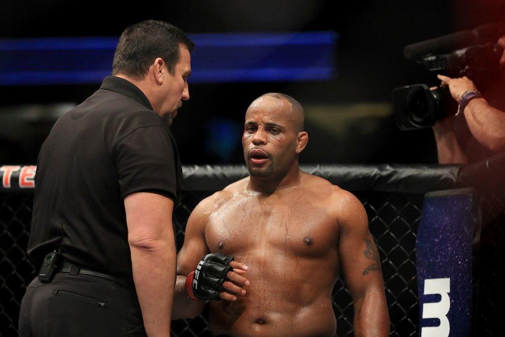 (Daniel Cormier | UFC 214)
