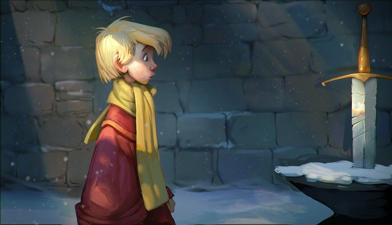 (  The Sword in the Stone   | tysmurph)