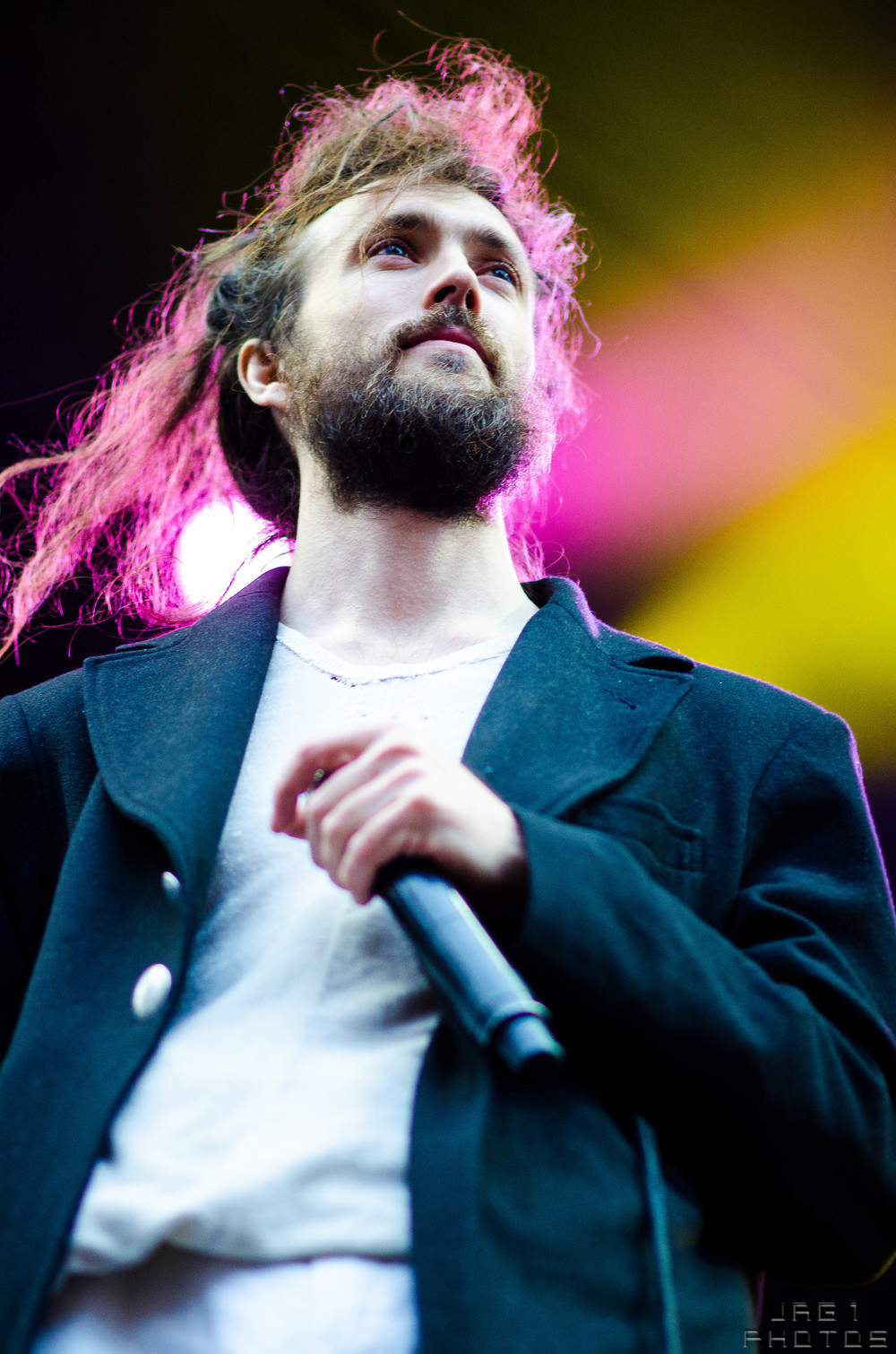 Alex E. of Edward Sharpe and the Magnetic Zeros