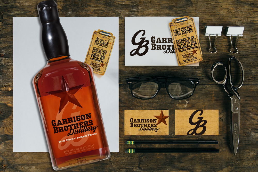 Branding Redesign. Logo, bottle and tags.