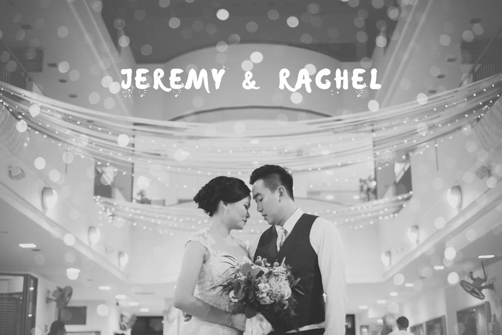 Jeremy n Rachel