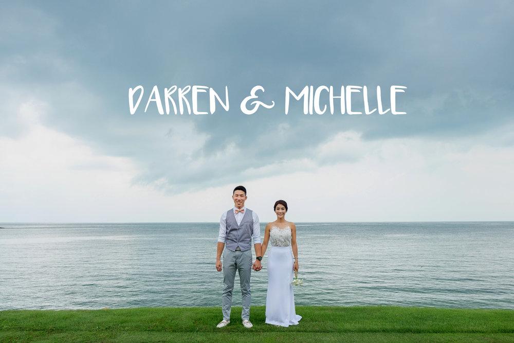Darren n Michelle