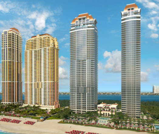 Aria on the Bay is a glamorous enclave of 647 grand residences in a 53-story tower. The residences developed by the Melo Group, ranges in size from 813 to over 2,365 square feet of indoor space, plus expansive terraces.