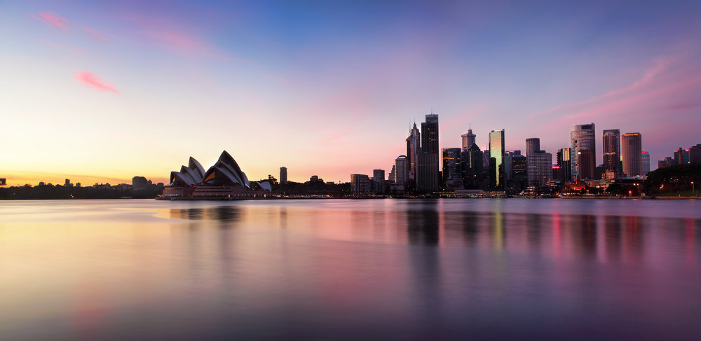 sydney, australia - JUL 2017