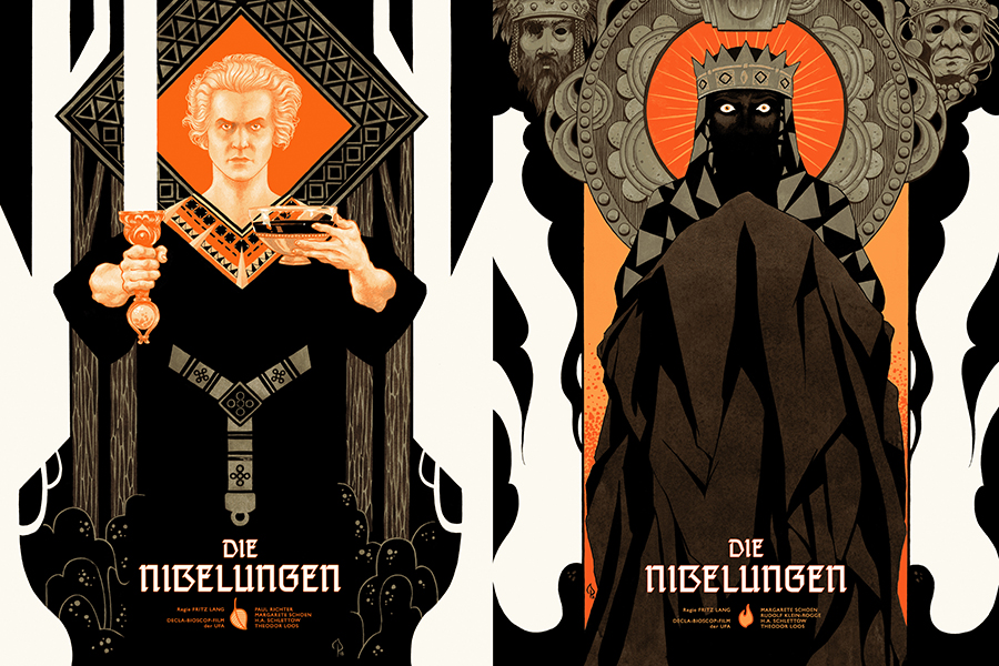 'Die Nibelungen' AP Set - Sold OutTwo 18
