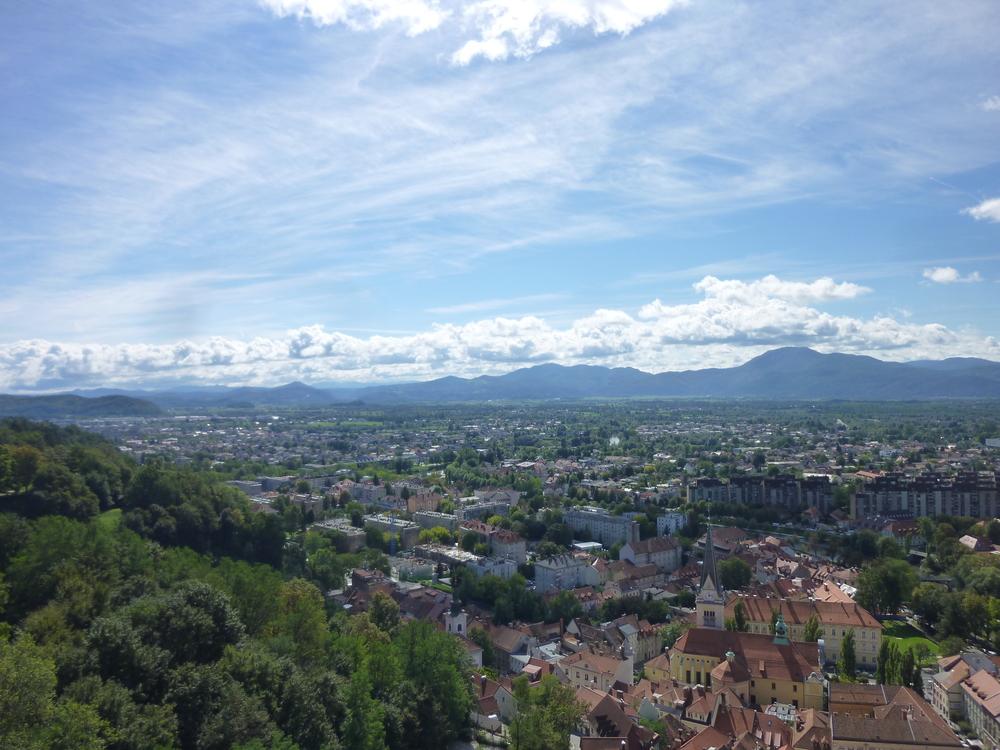 Ljubljana, photographed by Lachlan Marnoch, 2013