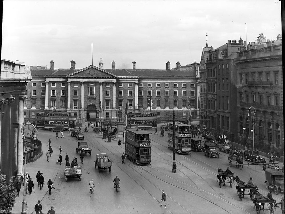 By National Library of Ireland on The Commons [No restrictions], via Wikimedia Commons