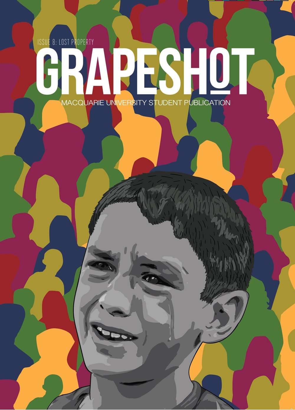 Cover Illustration by Sam van Vliet