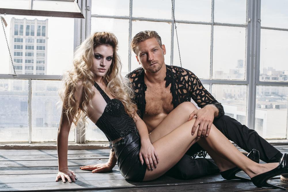 Models: Shannan Andersen& Devin Bair