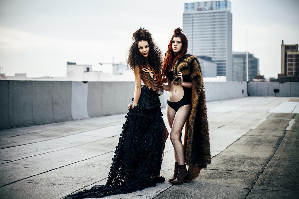 Models:Milan St Clair&Kaylee Greene