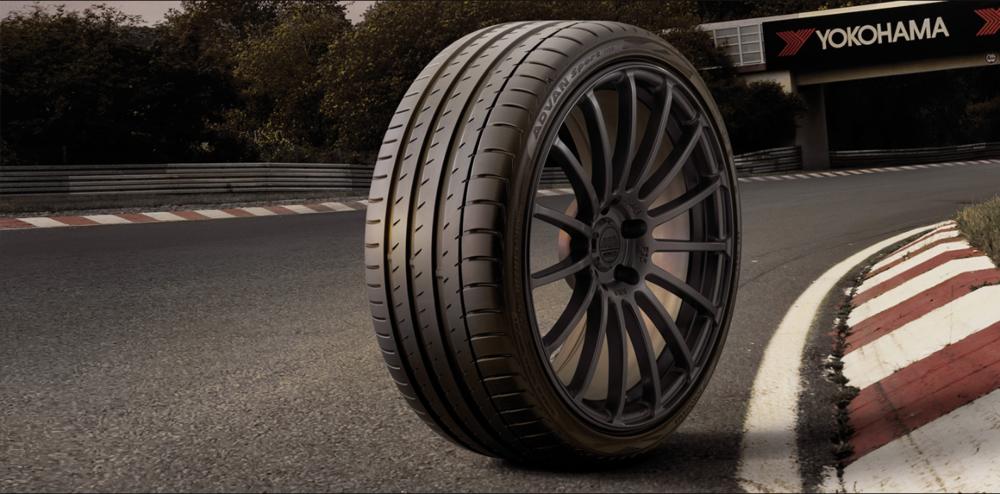 Porsche Cayenne zukünftig auf YOKOHAMA in der Erstausrüstung
