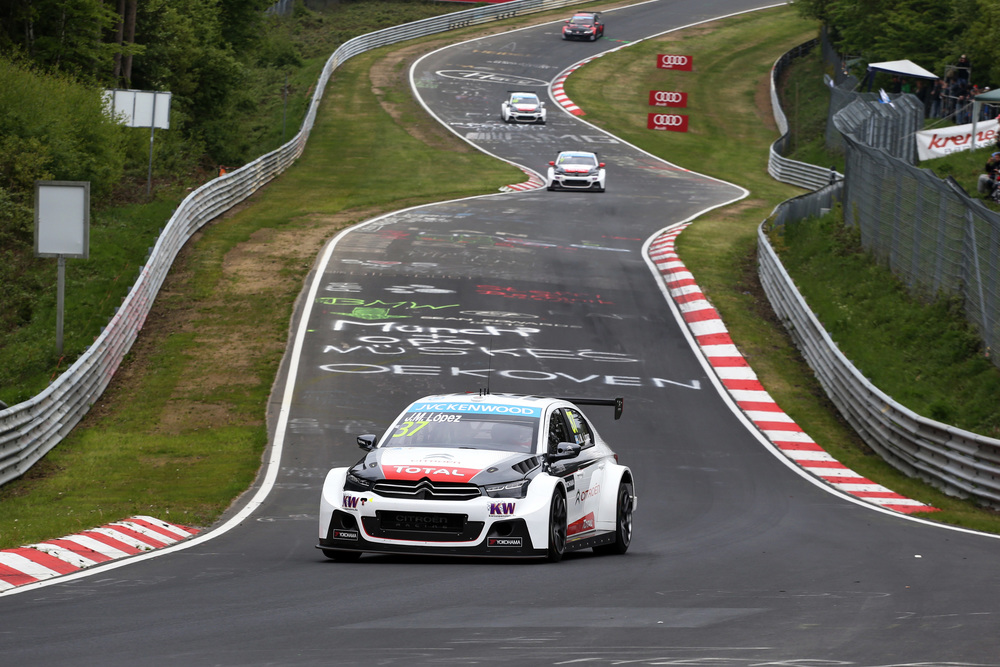 WTCC Nürburgring 2015