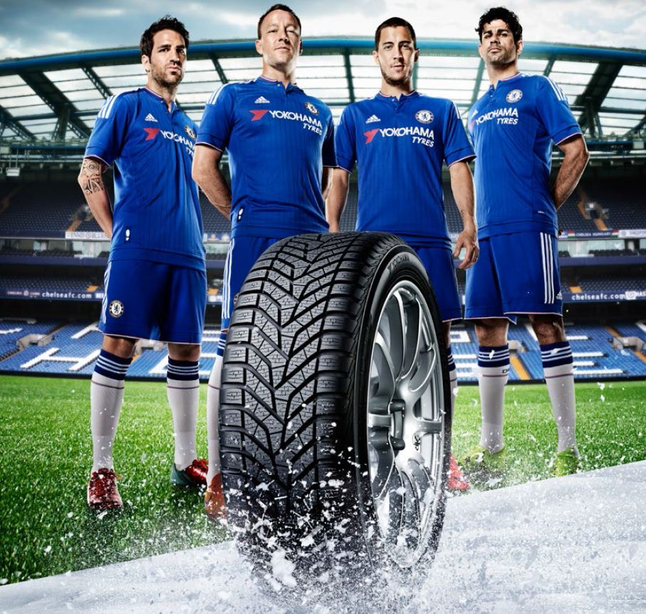 W.drive V905 Champions League like Chelsea FC