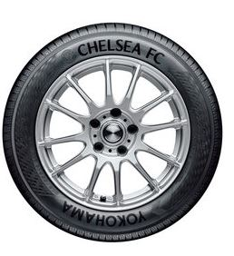 #ChelseaFC , #Chelseafcreifen # Reifen #BluEarthAAE50 #YOKOHAMA