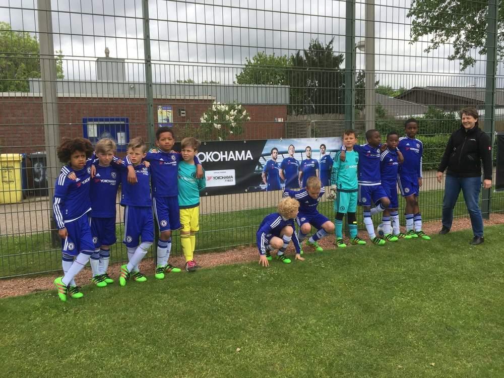 #U10 #ChelseaFC #london beim #OKI #Cup #TSV #Meerbsch