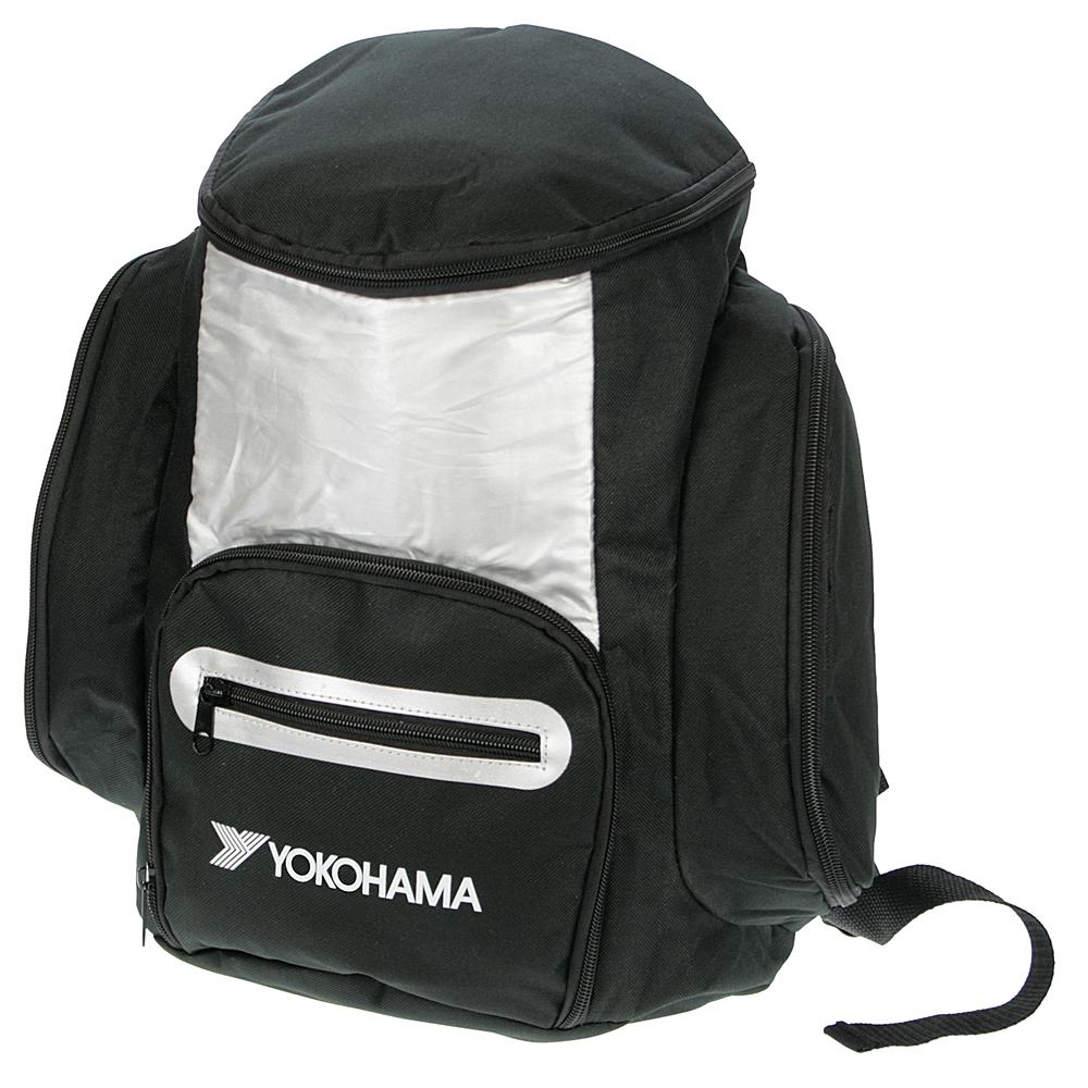 YOKOHAMA Kühlrucksack nur im YOKOHAMA Merchandising online-shop erhältlich.